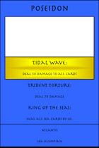 Poseidon Card
