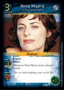 Nina Myers - CTU Chief of Staff (OPP)