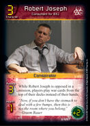 Robert Joseph - Consultant of BXJ (D0)