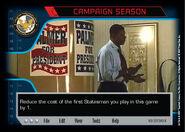 Campaign Season (1E)