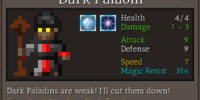 Dark Paladins