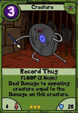 Record Thug