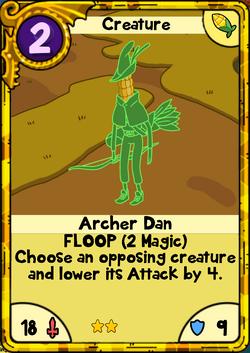 Archer Dan Gold
