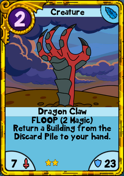 Dragon Claw Gold
