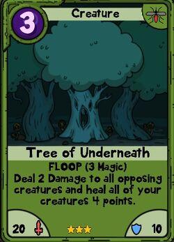 Tree of Underneath