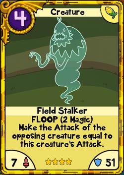 Field Stalker Gold