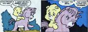 Noble Heart Comic