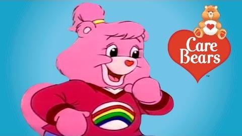 Classic Care Bears Cheer Bear's Chance