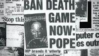 Popebanheadline