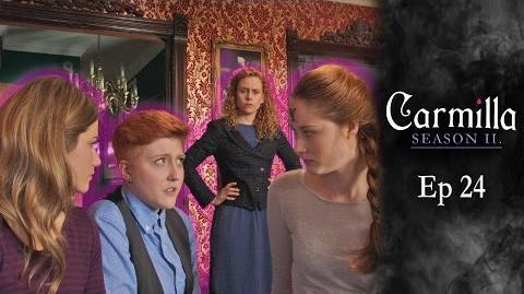"""Carmilla Season 2 Episode 24 """"Hunger Games"""""""