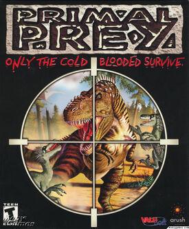 Primal Prey box art