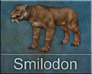 Carnivores Ice Age Smilodon call