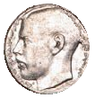 50 cents Johan II 1928