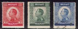 Stamp set Johan II