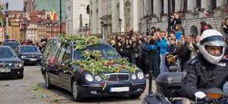 State funeral Marten II