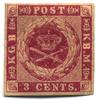 3 cent stamp 1884-87