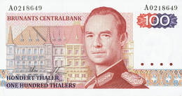 100 thalers brunant