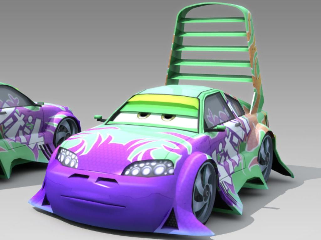 Wingo cars video games wiki fandom powered by wikia - Coloriage cars wingo ...