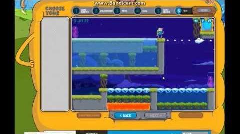 Adventure time game creator