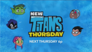 Christmas New Titans Thursday