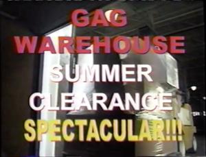 Gag Warehouse