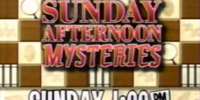Sunday Afternoon Mysteries