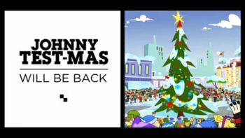 Johnny Test-Mas