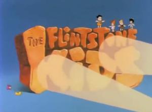 Flintstone Kids Title Card