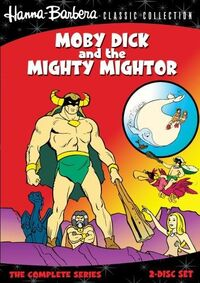Moby Dick and Mighty Mightor DVD
