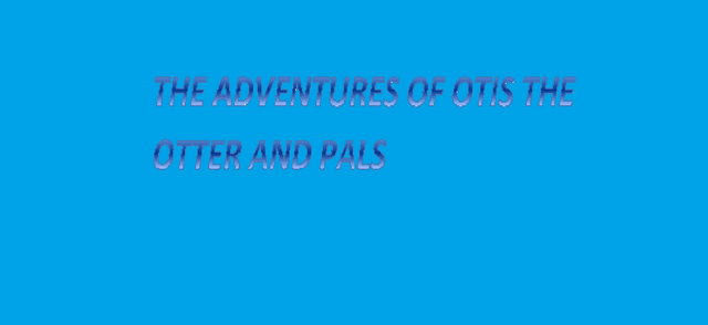 File:The Adventures of Otis the Otter and Pals logo.png