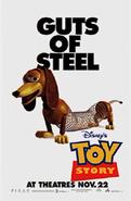 Toy Story 1 Poster 6 - Slinky