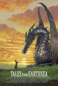 Tales from earthsea english poster