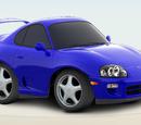 Toyota Supra 1998