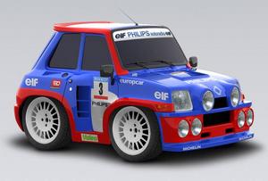 1980 Renault 5 Turbo Rally Edition