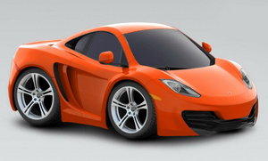 2012 McLaren MP1-12C