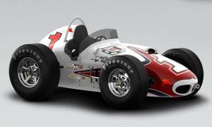 1961 AJ Foyt Race Car