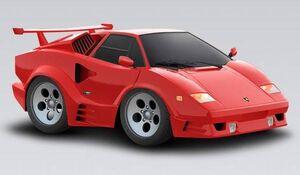 Lamborghini 25th Anniversary Countach 1988