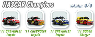 NASCAR Champions Collection