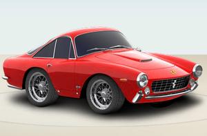 Ferrari 250 GT Lusso 1962