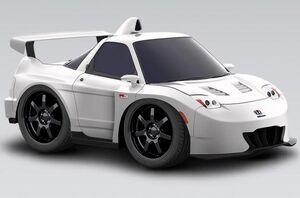 Honda NSX RR 2009