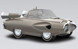 Ford X-2000 1956
