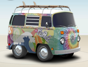 VW Bus Special Edition 1979