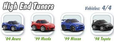 High End Tuners Collection