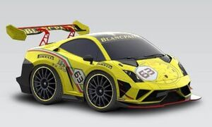 Lamborghini Gallardo LP570-4 Super Trofeo 2014