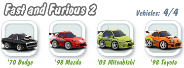 Fast and Furious 2 Collection