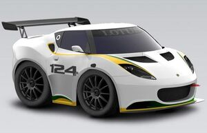 2011 Lotus Evora Type 124