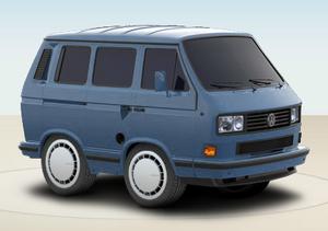 VW Vanagon 1992