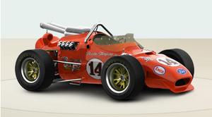 1967 AJ Foyt Race Car