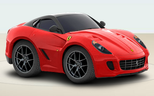 Ferrari 599 GTO 2010