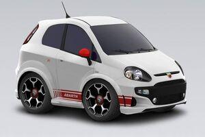 Fiat Punto Abarth 2009